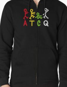 A Tribe Called Quest Zipped Hoodie