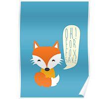 Oh! for fox sake 2 Poster