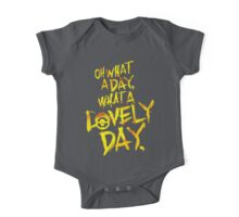 Mad Max Fury Road What A Lovely Day!  One Piece - Short Sleeve