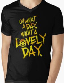Mad Max Fury Road What A Lovely Day!  Mens V-Neck T-Shirt
