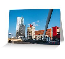 Wilhelminaplein Greeting Card