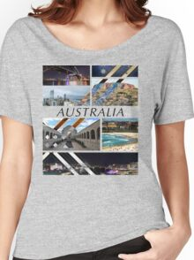 Australia T-Shirt Women's Relaxed Fit T-Shirt