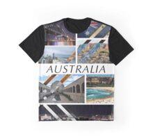 Australia T-Shirt Graphic T-Shirt