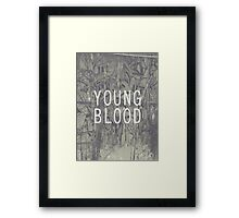 Young Blood Framed Print