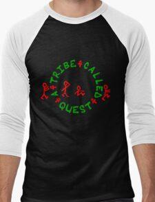A Tribe Called Quest - Logo Men's Baseball ¾ T-Shirt