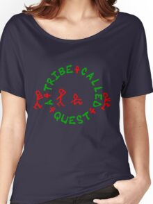 A Tribe Called Quest - Logo Women's Relaxed Fit T-Shirt