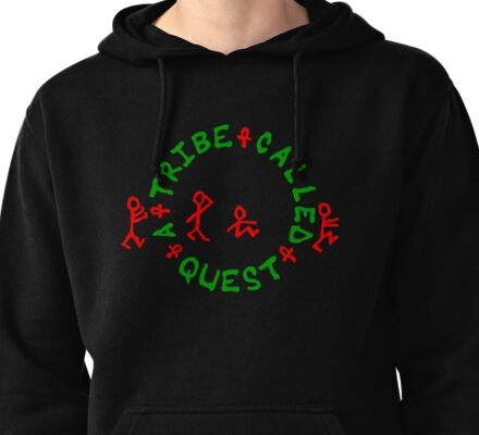 A Tribe Called Quest - Logo Pullover Hoodie