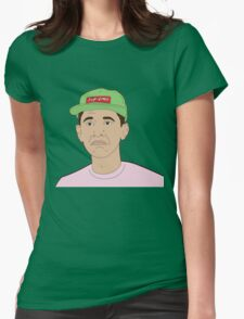 Obama Supreme Womens Fitted T-Shirt