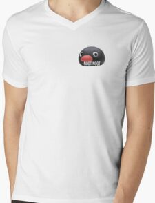 Pingu Noot Noot Mens V-Neck T-Shirt