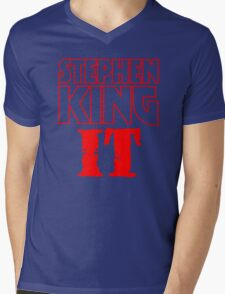 IT Mens V-Neck T-Shirt