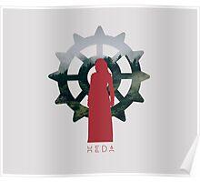 Commander Lexa - The 100 Poster