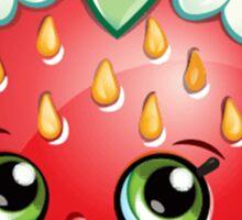 Shopkins Strawberry Kiss Sticker