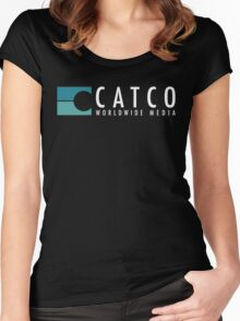 CatCo WWM Women's Fitted Scoop T-Shirt