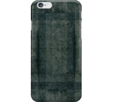Ancient overlays-green shade iPhone Case/Skin