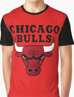Chicago Bulls Graphic T-Shirt