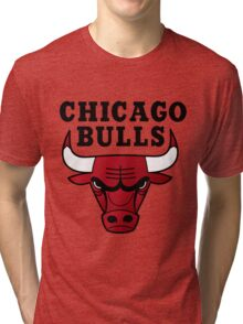 Chicago Bulls Tri-blend T-Shirt