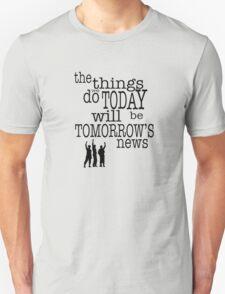 Tomorrow's News T-Shirt