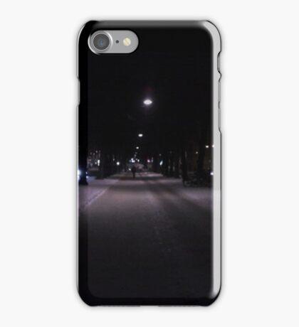 Walking Lights iPhone Case/Skin