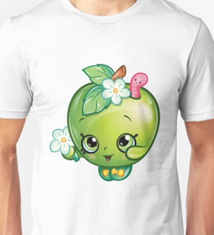 Shopkins Apple Blossom Unisex T-Shirt