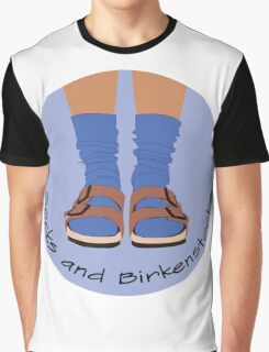 birks and socks Graphic T-Shirt