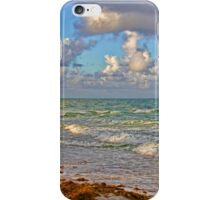 Morning On The Gulf iPhone Case/Skin