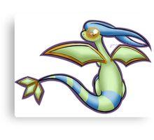 Pokemon - Flygon (Shiny) Canvas Print