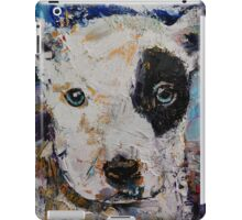 Pit Bull Puppy iPad Case/Skin