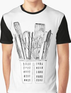 Kitchenware Graphic T-Shirt