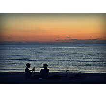 Loving Strangers Photographic Print