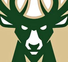 Milwaukee Bucks Sticker