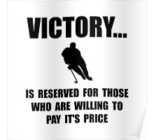 Victory Hockey Poster