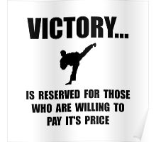 Victory Martial Arts Poster