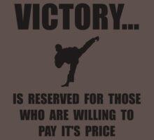 Victory Martial Arts Baby Tee