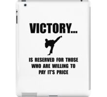 Victory Martial Arts iPad Case/Skin