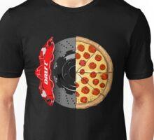 Speed Drift brake pizza Unisex T-Shirt