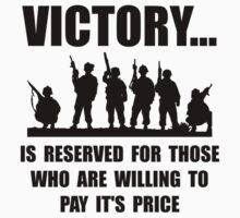 Victory Military Kids Tee