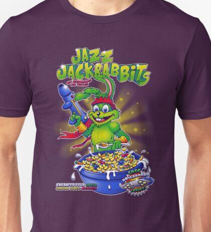 Jazz JackrabBITS Unisex T-Shirt