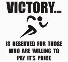 Victory Runner Kids Tee
