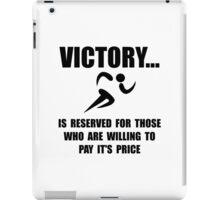 Victory Runner iPad Case/Skin
