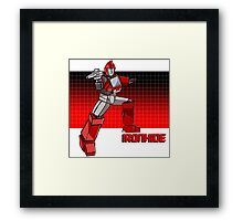 Transformers Ironhide Framed Print