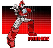 Transformers Ironhide Photographic Print