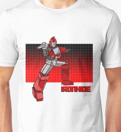Transformers Ironhide Unisex T-Shirt