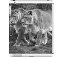 Big Cats On The Hunt iPad Case/Skin