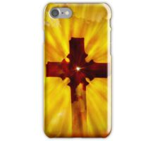 Christ The Lord Has Risen (read description) iPhone Case/Skin