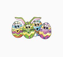 Easter Eggs Cartoon Unisex T-Shirt