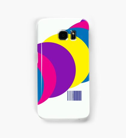 The Happy Gumball Collection - Insane White Samsung Galaxy Case/Skin