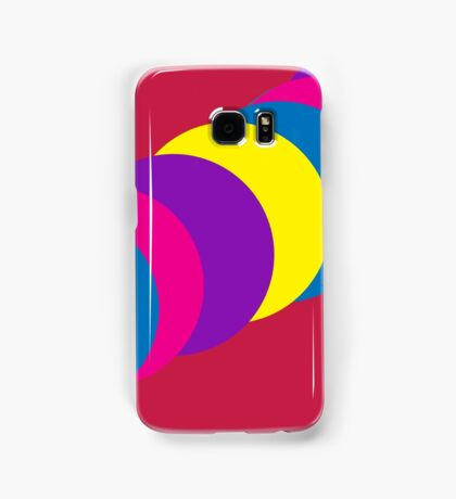 The Happy Gumball Collection - Magenta Samsung Galaxy Case/Skin