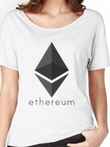 Ethereum Women's Relaxed Fit T-Shirt