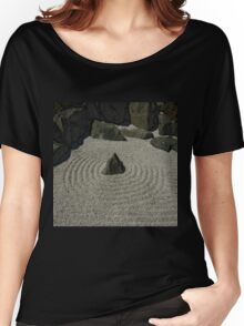 Concentrate - The Art Of Zen Women's Relaxed Fit T-Shirt