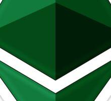 Ethereum Green  Sticker